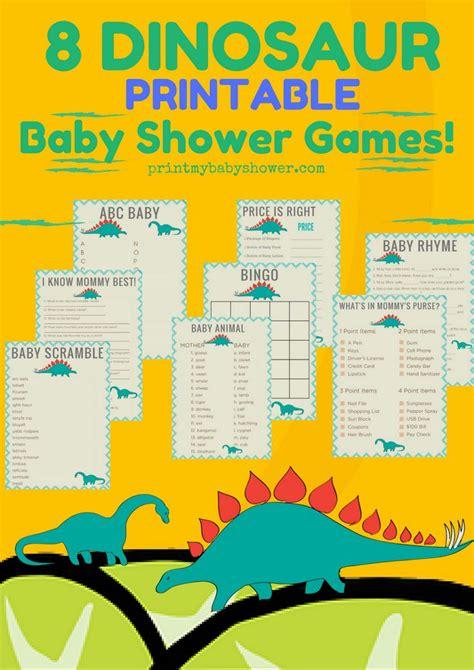 Dinosaur Baby Shower by Best 25 Dinosaur Baby Showers Ideas On