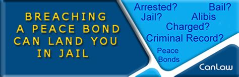 Can You Be Bonded With A Criminal Record Criminal Charge How Peace Bonds Can Seriously Hurt You Criminal Lawyers