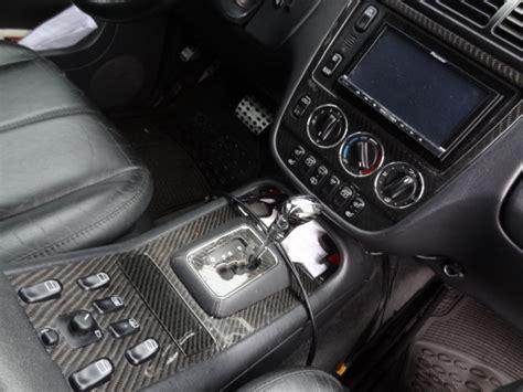 Custom Carbon Fiber Interior by Fiberglass Sub Enclosure With Custom Made Carbon