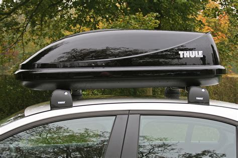 roof accessories thule roof boxes thule