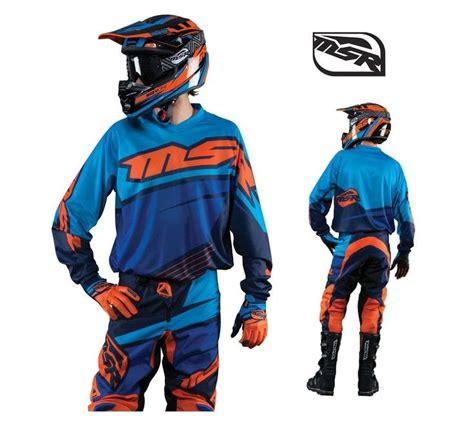 Ktm Race Gear Details About 2015 Msr Racing Axxis Ktm Orange Blue Mx
