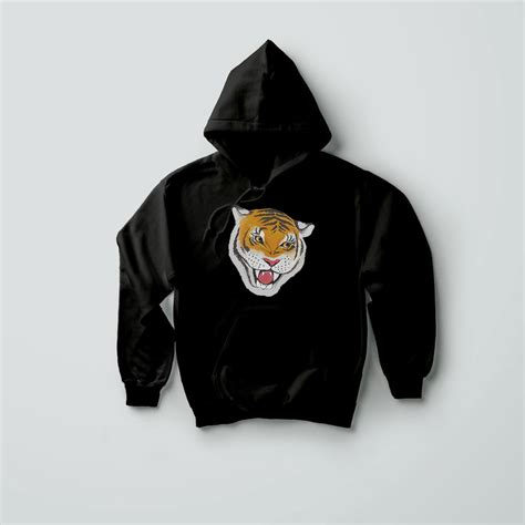 Tiger Hoodie merch swet shop boys bleep store