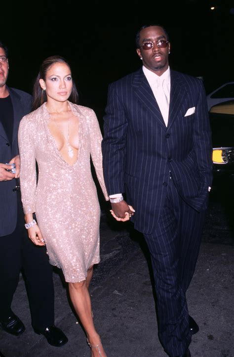 Jenifer Puff puff attending the post for the 1999 vh1 vogue fashion awards