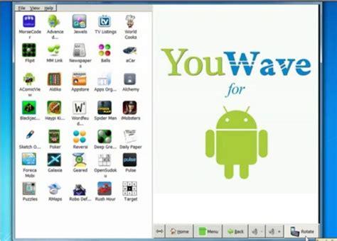 tutorial menggunakan youwave android 4 cara jitu menjalankan aplikasi android apk di komputer
