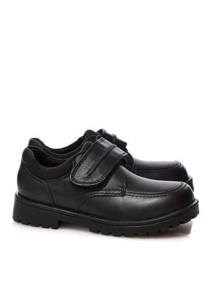 asda george shoes boys school leather shoes school george at asda