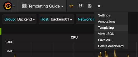 Grafana Templating
