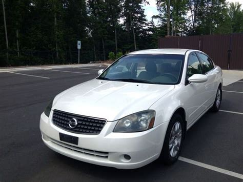 2005 nissan altima 2 5 type find used 2005 nissan altima 2 5 s excellent condition