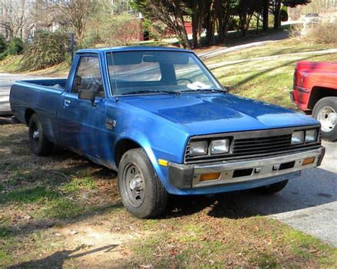 dodge mitsubishi truck sell used 1985 dodge ram 50 diesel truck