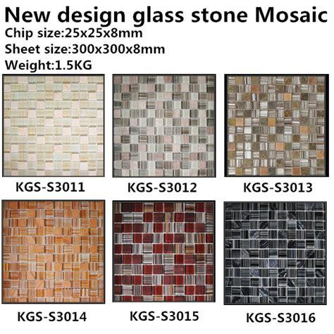 Großhandel Fliesen by Glass Backsplash Dekor