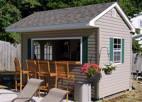 Epic Bar Shed Plans by He Shed She Shed Bar Shed The Rise Of The Custom Hobby