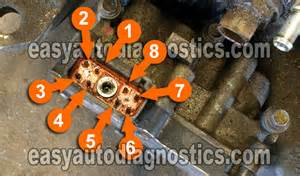 parte 1 how to test diagnostic trouble code p0750 low