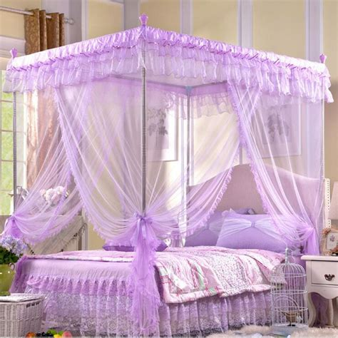 Purple Bed Canopy Buy Wholesale Purple Canopy From China Purple Canopy Wholesalers Aliexpress