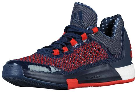adidas crazylight boost  usa independence day