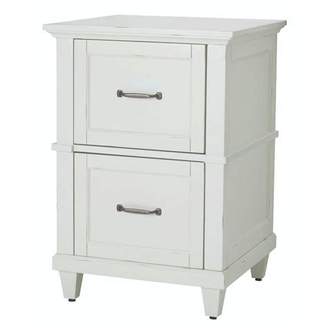 Home Decorators Cabinets by Home Decorators Collection Martin White File Cabinet