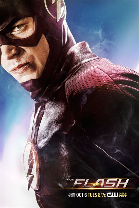 The Flash 2 the flash season 2 premiere gets new trailer and poster collider