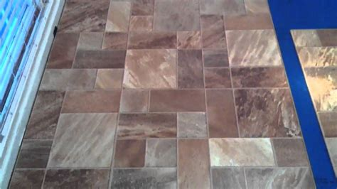 random pattern vinyl flooring tile pattern laminate flooring youtube