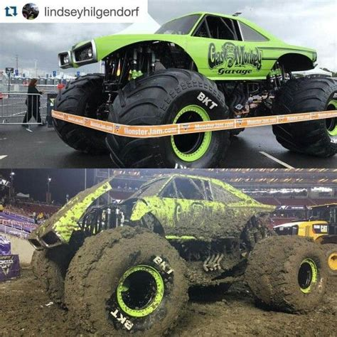 Gas Monkey Truck Giveaway - 250 best monster jam images on pinterest monster jam monster trucks and monsters