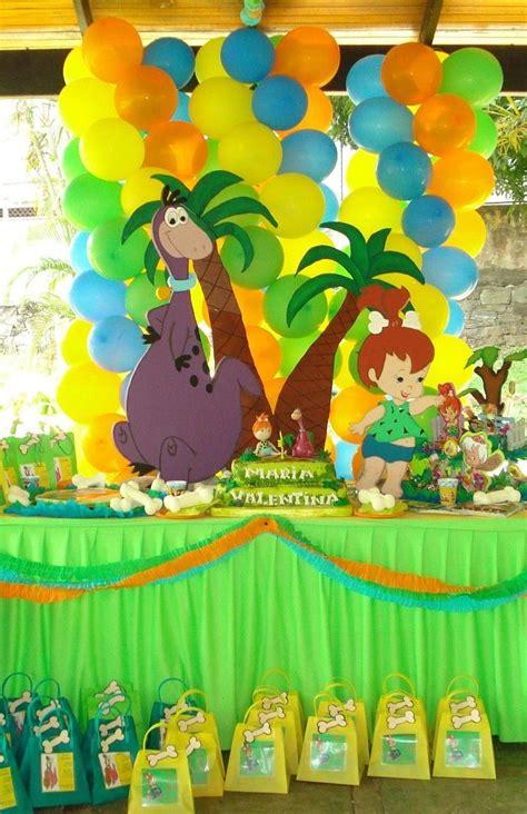 fiestas infantiles un cumplea 241 os de la sirenita pequeocio recuersos para fiesta infantil de los picapiedras 161