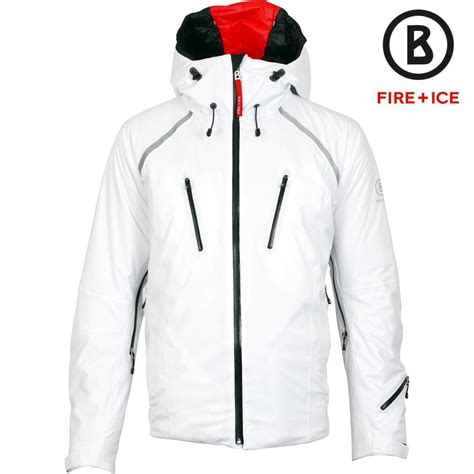 fire  ice jerry insulated ski jacket mens peter glenn