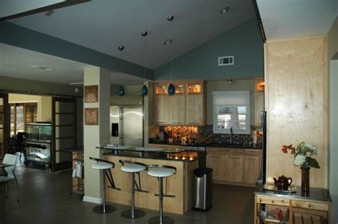 Pin By Rheana Rogers On Home Pretties Pinterest Split Level Kitchen Remodel Before And After