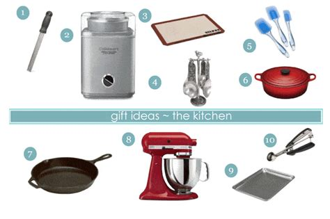 christmas gift ideas the kitchen add a pinch