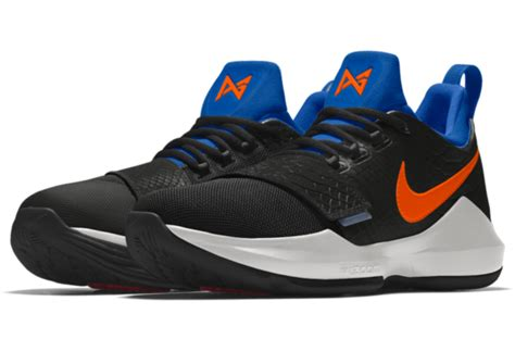 Nike Pg 1 Original Only the nike pg 1 is available in okc colorways on nikeid