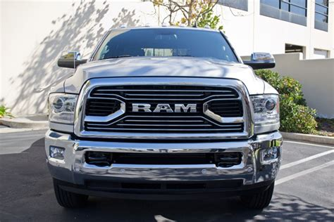 ram 3500 grille ram added a redesigned x style grille for 2016 2016 ram