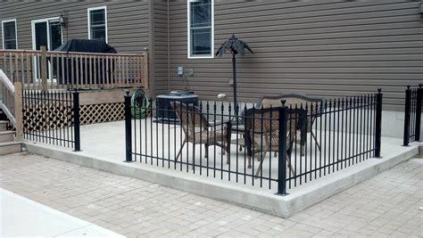 Patio Gates An Iron Fence Testimonial From Pennsylvania Iron Fence
