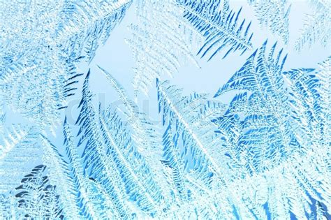frozen glass wallpaper abstract background blue frozen glass looks like fir