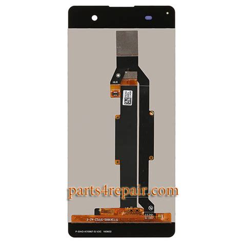 Lcd Plus Touchscreen Plus Frame Sony Xperia Xa Ultra F3211 F3212 complete screen assembly for sony xperia xa lime gold