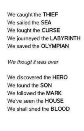 Percy Jackson and the Olympians & Heroes of Olympus All