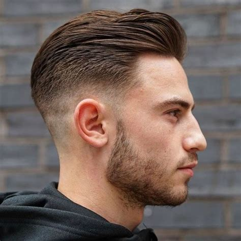 backs of mens haircut styles top 50 short mens hairstyles slicked back hairstyles