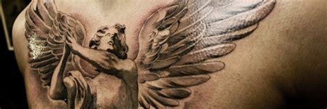 Tattoovorlagen Religiöse Tattoos 5796 by El Simbolismo Tatuaje De 193 Ngeles Tipos Y Consejos