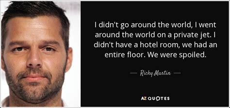 martin quotes ricky martin quotes quotesgram