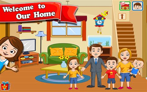 my town home dollhouse android apps on play