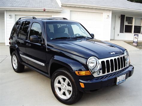 2005 Jeep Liberty Limited 2005 Jeep Liberty Exterior Pictures Cargurus