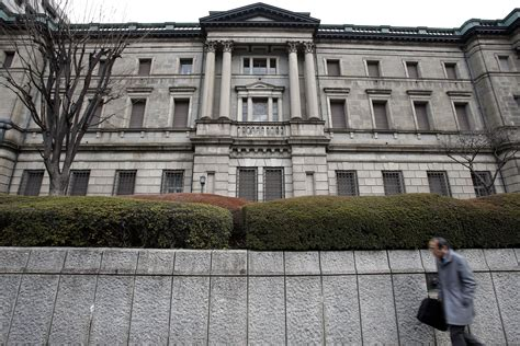 the bank of japan bank of japan changes policy framework after review of