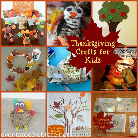 thanksgiving crafts for thanksgiving crafts for archives events to celebrate