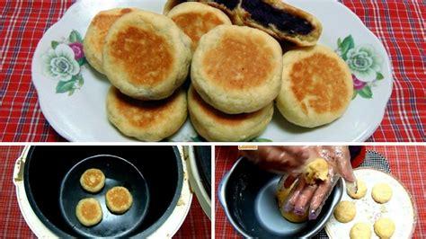 membuat kue dari rice cooker cara membuat resep bakpia rice cooker youtube