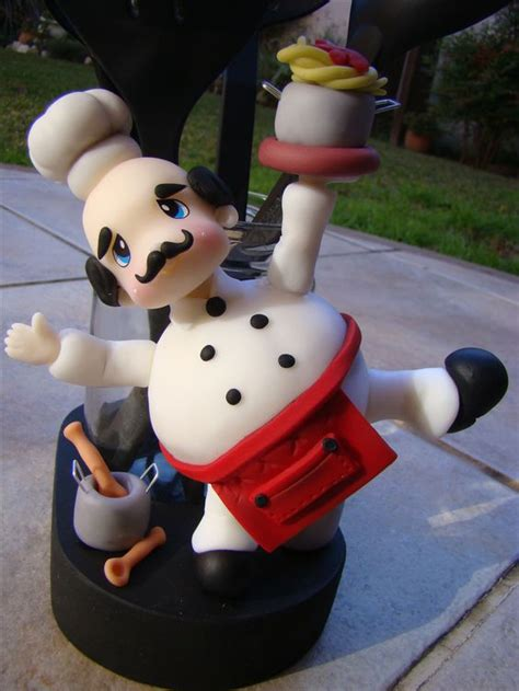 porcelana fria pinterest cocinero en porcelana fria trabajos porcelana fria