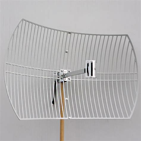 Antena Wifi Grid 2 4ghz 802 11bgn 24dbi wifi parabolic grid antenna n