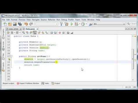 hibernate tutorial video youtube hibernate tutorial 3 getting records from database youtube