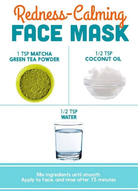 diy calming mask redness calming mask 7 effective and