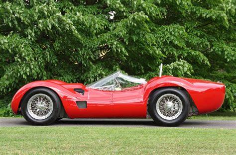 Maserati Tipo 61 by Maserati Tipo 61 Birdcage Looks To Overcome Replica Stigma