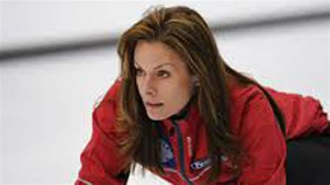 hot female olympic curlers cheryl bernard canadian olympic curler