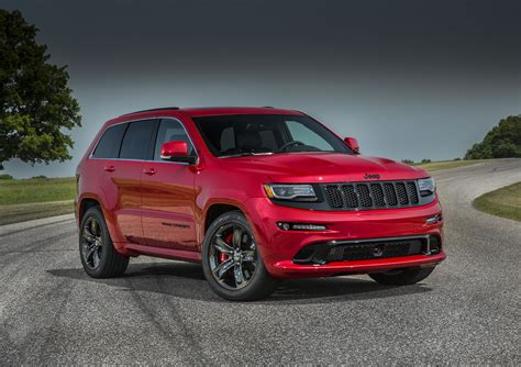 jeep srt 2015 red vapor 2015 jeep grand cherokee srt red vapor front photo