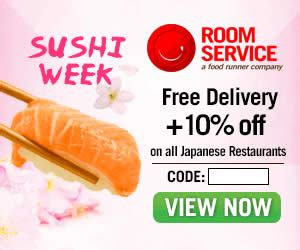 room service singapore food delivery room service food delivery 10 sushi coupon code 3 10 dec 2014