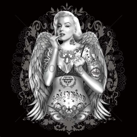 marilyn monroe with tattoos poster 56 best marilyn images on diy