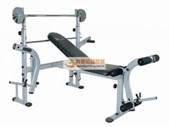 supine bench press body building products body building pvc skidproof