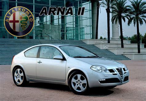 Alfa Romeo Arna Alfa Romeo Arna Motoburg